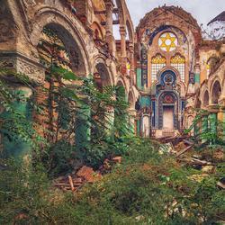 Заброшенные святые места