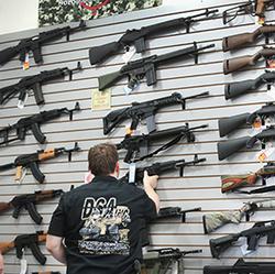 В США зафиксирован рост числа желающих вооружиться