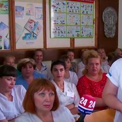 """""""Мы в России - как попрошайки"""": крымские медики устроили бунт из-за низких зарплат"""