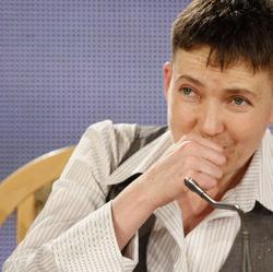 Савченко назвала ерундой обещание Захарченко «шлепнуть» ее