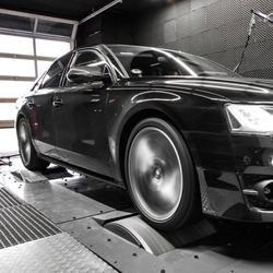 Тюнинг самого быстрого седана седана от Audi