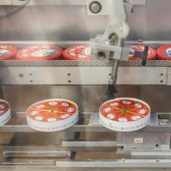 Как делают плавленый сыр