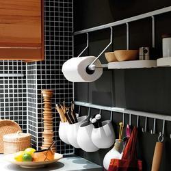 Практические идеи кухонных подвесных конструкций и перегородок.