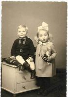 Ретро-фото: когда наши бабушки были детьми