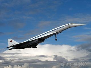Самый быстрый пассажирский самолет в мире - не летает?