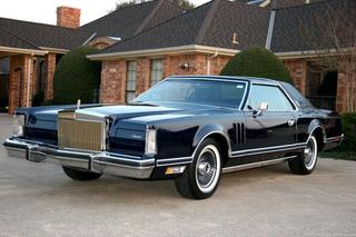 1977-79 Lincoln Continental Mark V - успех вопреки здравому смыслу