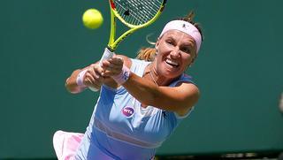 Теннисистка Светлана Кузнецова не смогла выйти в финал турнира в Китае