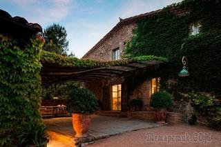 Старинный дом в Каталонии