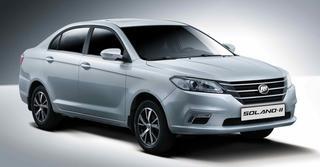 Новый Lifan Solano оказался дешевле, чем Lada Vesta