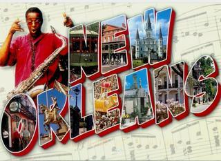 На втором дыхании или Viva, Новый Орлеан!