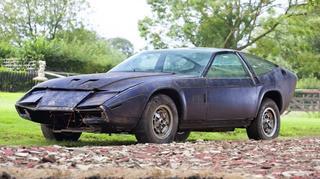 40 лет забвения - Aston Martin DBS V8 'The Sotheby Special'