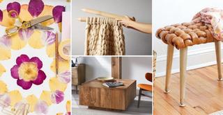 15 дизайнерских идей своими руками: создай классическую атмосферу за копейки!