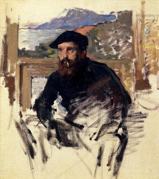 Клод Моне(1840)