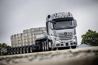На дороге - 250 тонн
