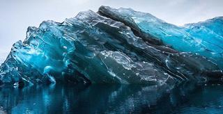 Фотографии самых древних айсбергов в мире