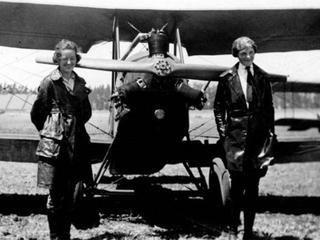 Последний полет Амелии Эрхарт: тайна гибели первой леди Атлантики
