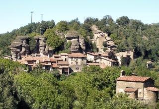 Застрявший в средневековье  или – как живёшь, каталонская глубинка?