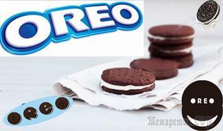 Как приготовить печенье OREO в домашних условиях