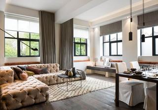 Современная уютная квартира в Лондоне