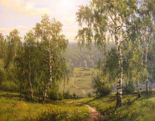 Пейзажи Игоря Прищепы