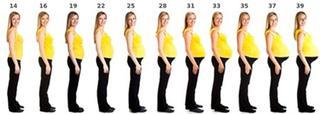 10 невероятных фактов о беременности
