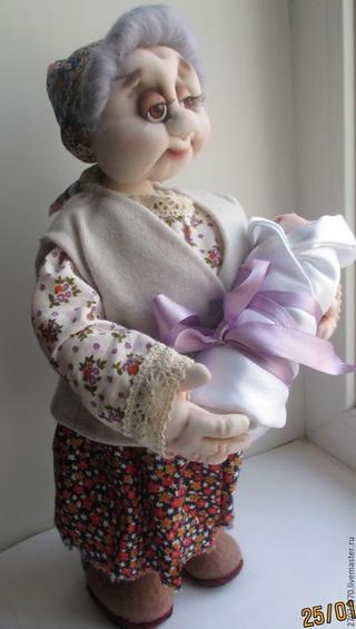 Куклы в технике скульптурный текстиль