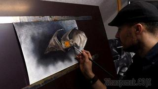 Обман мозга и зрения: феноменальные 3D-рисунки