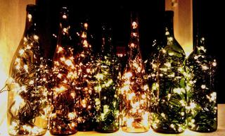 Возможности стеклянной бутылки