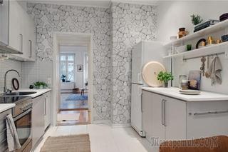 Дизайн кухни 12 кв. м и 6 вариантов планировок