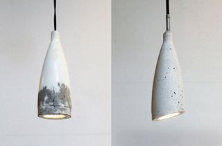 Светильник в стиле «модерн» из пластиковых бутылок