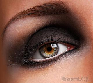 Макияж Смоки Айс: техника. Смоки Айс для карих, зеленых, голубых и серых глаз, для глаз с нависшим веком