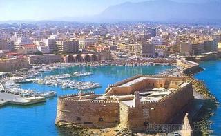 Греция – страна, избранная Богами. Часть 2. Остров Крит