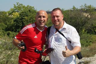 Один день в Севастополе одного британского блогера Грэмма Филлипса