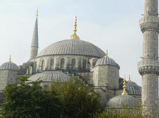 Прогулка по ... Стамбул.