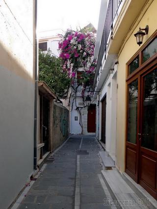 Остров Крит. Ретимно.