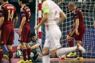 Сборная России по мини-футболу впервые вышла в финал чемпионата мира