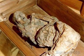 Тайны болотных мумий