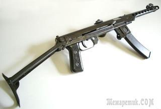 Пистолет-пулемет системы Судаева (ППС-43)