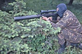ВССК «Выхлоп» - бесшумная крупнокалиберная снайперская винтовка