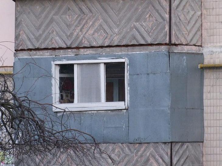 Балкон в России - больше, чем балкон