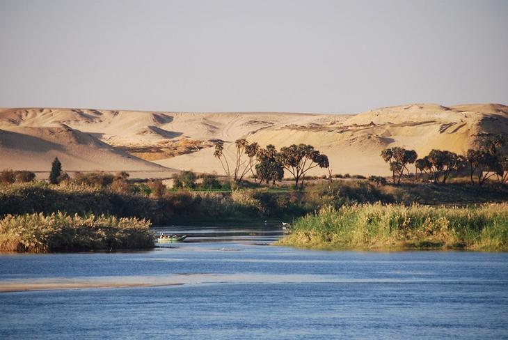 река-Нил-Египет