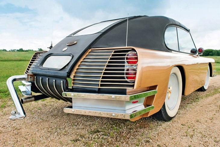 weirdcars08 12 самых странных автомобилей, которые видел мир