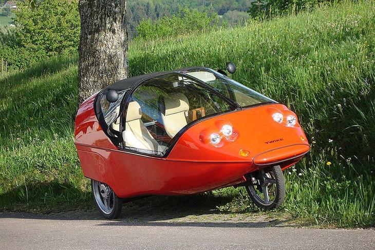 weirdcars56 12 самых странных автомобилей, которые видел мир