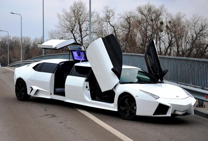 Lamborghini — тогда и сейчас