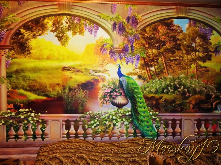 Райский сад фото