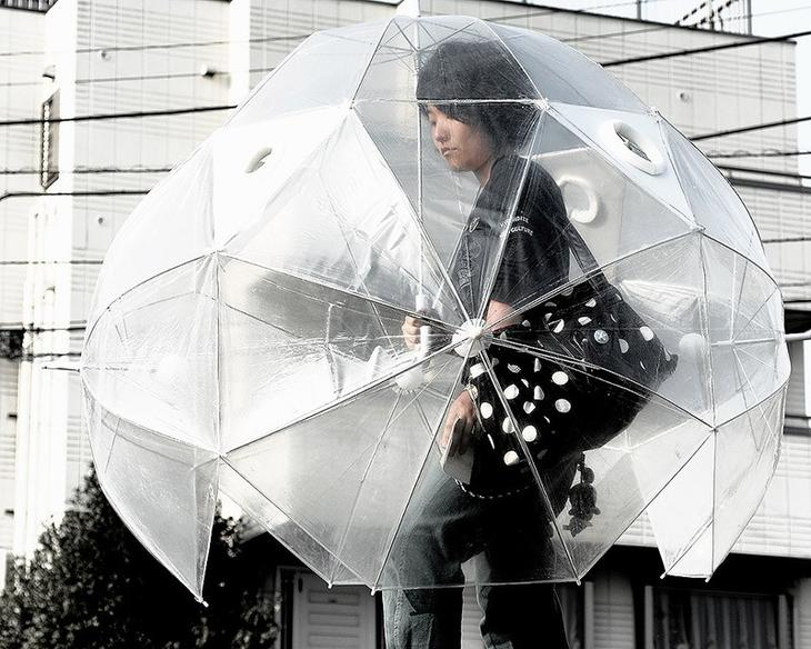 Umbrellas12 19 удивительных зонтов для осени
