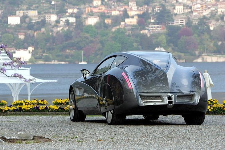 weirdcars28 12 самых странных автомобилей, которые видел мир