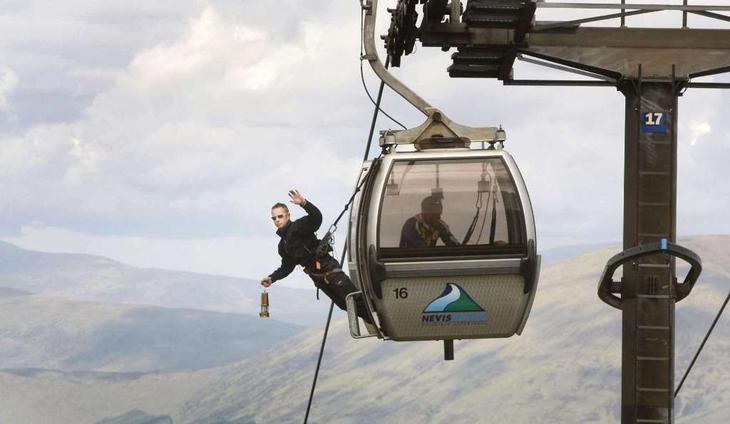 Nevis Range Mountain Gondola, ���������. �������� ������, ���, �����������