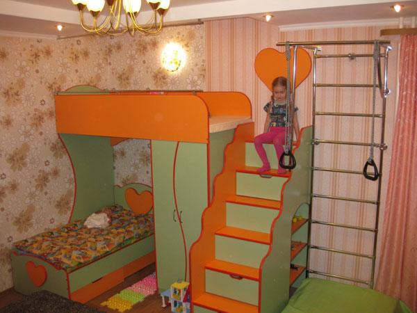 Детская кровать проекты