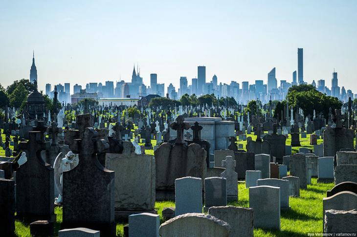 Нью-Йорк, который вы никогда не видели нью-йорк, путешествия